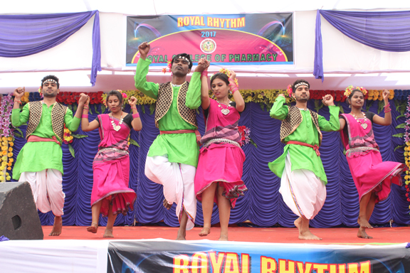 Annual Function at Royal College of Pharmacy