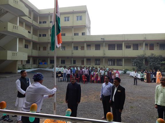 Independence Day at Royal College of Pharmacy