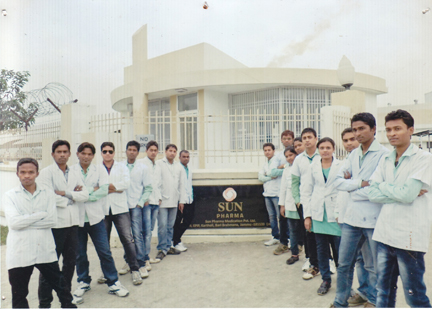 Industrial Tour By Royal College of Pharmacy